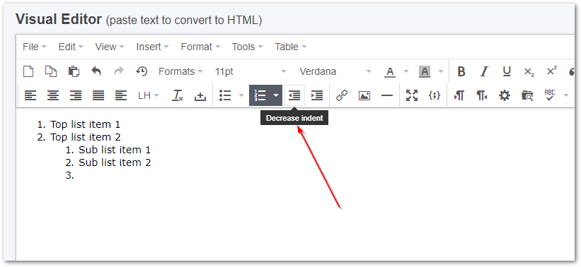 Using Word to HTML – Word to HTML